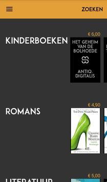 Boekwinkeltjes apk screenshot