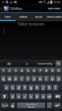 TDOffice Mobile apk screenshot