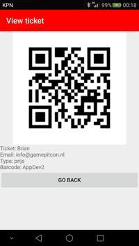 GamePitApp apk screenshot
