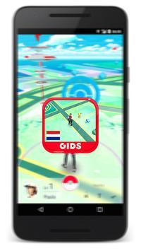 Gids Pokemon Go Nederlandse poster