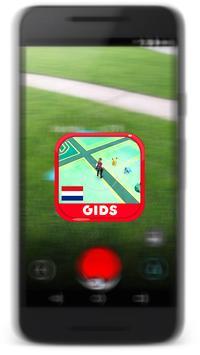 Gids Pokemon Go Nederlandse apk screenshot