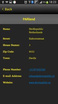 DevCockpit apk screenshot