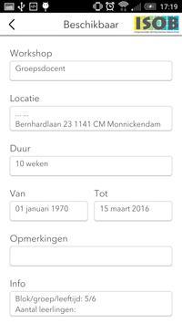 Isob Portal apk screenshot
