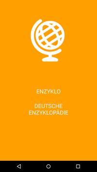 Enzyklopädie poster