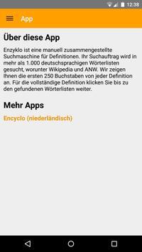 Enzyklopädie apk screenshot