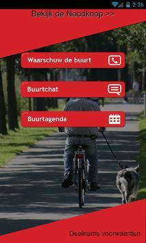 Buren-Alert apk screenshot