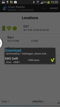 Diver-Mobile apk screenshot