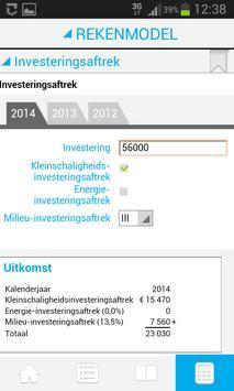 Fiscaal Memo apk screenshot