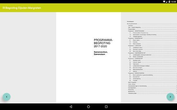 Begroting Eijsden-Margraten apk screenshot