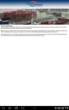 Dutch Harbour apk screenshot