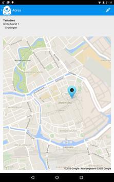 Adressen-app apk screenshot