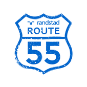 The Randstad Route 55 App icon