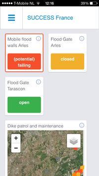 Dashboard SUCCESS France apk screenshot