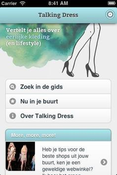 Talking Dress apk screenshot