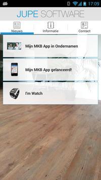 JUPE Software apk screenshot