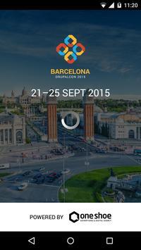 DrupalCon Barcelona 2015 poster