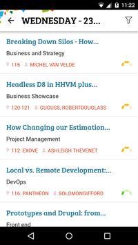 DrupalCon Barcelona 2015 apk screenshot