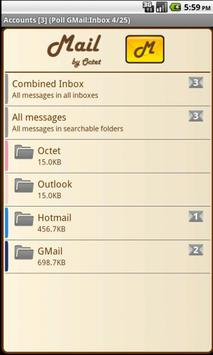 OMail poster