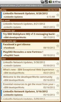 OMail apk screenshot