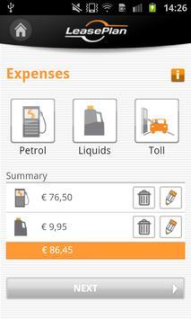 My LeasePlan App apk screenshot