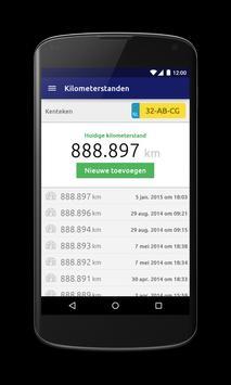 Reisbalans apk screenshot