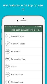 McD COOP Events apk screenshot