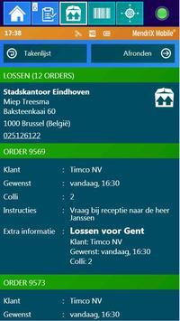 MendriX Mobile apk screenshot