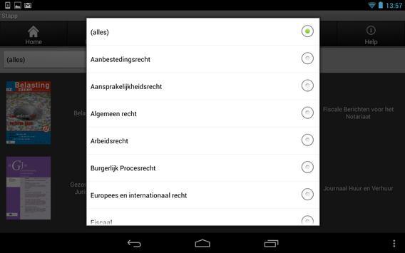 Sdu Tijdschriften App (Stapp) apk screenshot