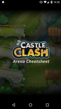 Arena Tool for Castle Clash poster
