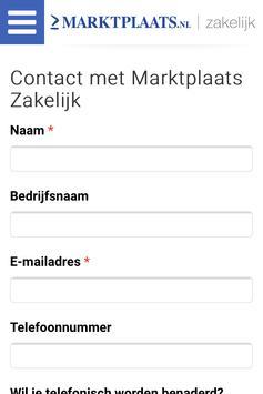 Marktplaats Zakelijk apk screenshot