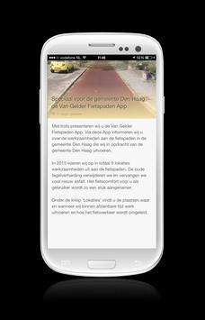 Fietspaden Den Haag apk screenshot