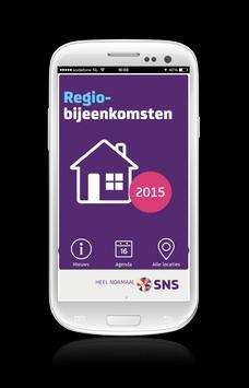 SNS Heel Normaal poster