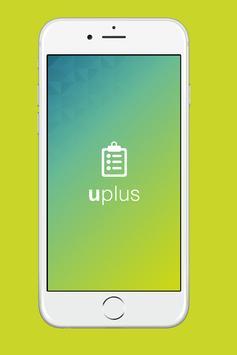 uplus app poster