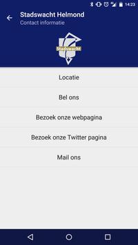 MeldStadswacht apk screenshot