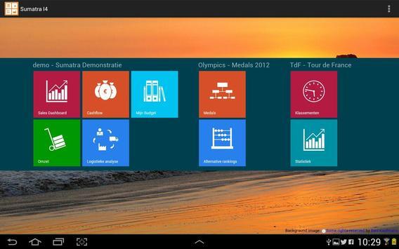 Sumatra I4 Client apk screenshot