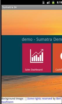Sumatra I4 Client poster