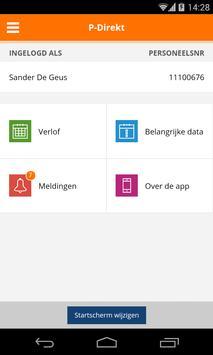 P-Direkt App apk screenshot
