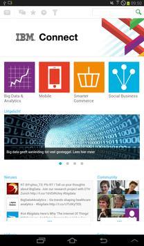 IBM Connect apk screenshot