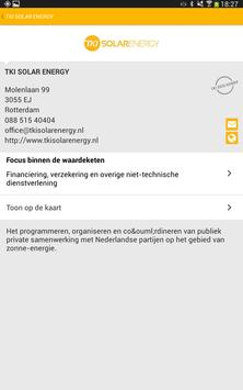 NL SOLAR ENERGY SectorApp apk screenshot