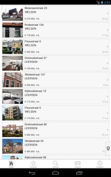 Pickee Makelaardij apk screenshot
