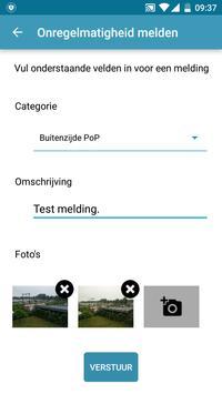 Reggefiber PoP toegang apk screenshot