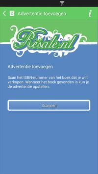 Resale.nl Studieboeken apk screenshot