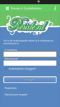 Resale.nl Studieboeken poster