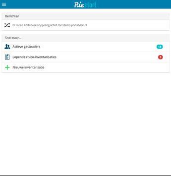 RIEstart apk screenshot