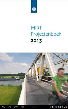 MIRT Projectenboek 2013 poster