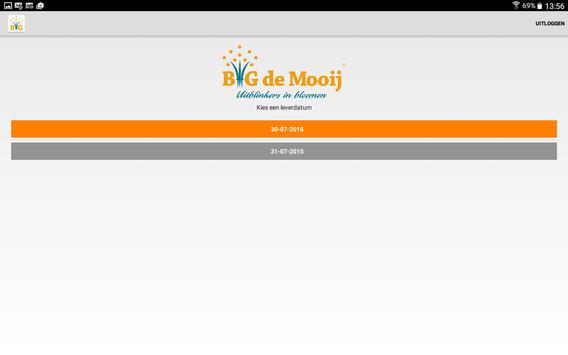 B&G de Mooij apk screenshot