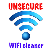 WiFi profile cleaner icon