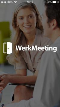 Werkmeeting poster
