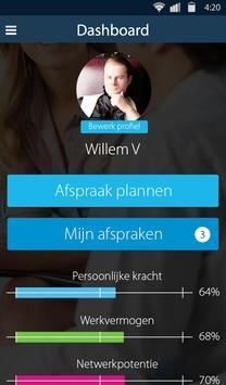 Werkmeeting apk screenshot
