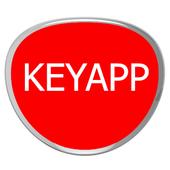 TUNIX/KeyApp icon